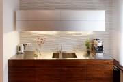Фото 1 Кухонный гарнитур для маленькой кухни: 40+ фото эффективной организации пространства и секреты удачного выбора