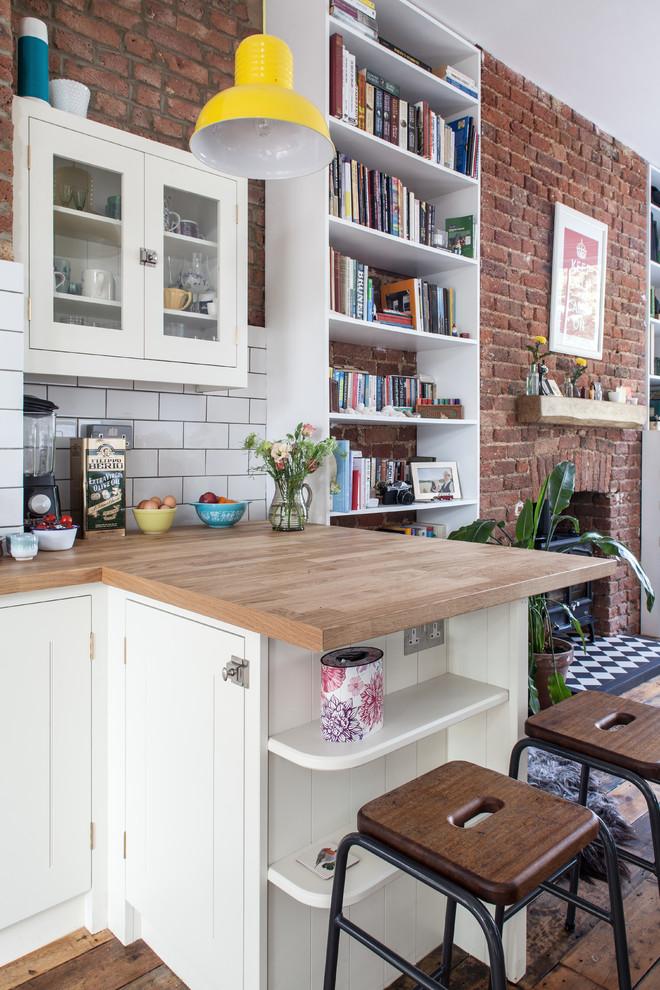 Кухонный гарнитур для маленькой кухни 40 Фото Идей