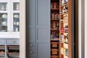 Фото 19 Кухонный гарнитур для маленькой кухни: 40+ фото эффективной организации пространства и секреты удачного выбора