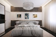 Фото 8 Люстры для спальни: обзор современных и оригинальных моделей в интерьере