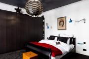 Фото 18 Люстры для спальни: 45 ослепительно красивых фото в интерьере