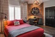 Фото 19 Люстры для спальни: обзор современных и оригинальных моделей в интерьере