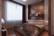 Фото 6 Люстры для спальни: 45 ослепительно красивых фото в интерьере