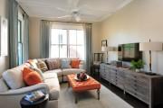Фото 7 Маленькие гостиные: хитрости оптимизации и расширения имеющегося пространства