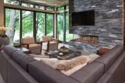 Фото 17 Маленькие гостиные: хитрости оптимизации и расширения имеющегося пространства