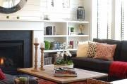 Фото 19 Маленькие гостиные: хитрости оптимизации и расширения имеющегося пространства