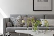 Фото 1 Маленькие гостиные: хитрости оптимизации и расширения имеющегося пространства