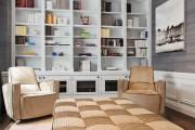 Фото 17 Молдинги для стен: тонкости декора и 40+ современных дизайнерских решений