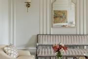 Фото 19 Молдинги для стен: тонкости декора и 40+ современных дизайнерских решений