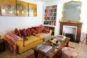 Фото 8 30+ уютных идей накидки на диван для украшения и защиты мебели (фото)