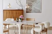Фото 2 Обеденные зоны: хитрости правильного зонирования и оформления для кухни