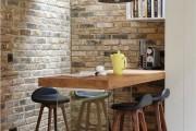Фото 11 Обеденные зоны: хитрости правильного зонирования и оформления для кухни