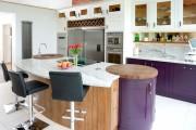 Фото 15 Обеденные зоны: хитрости правильного зонирования и оформления для кухни