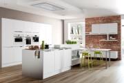 Фото 18 Обеденные зоны: хитрости правильного зонирования и оформления для кухни