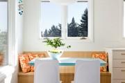 Фото 22 Обеденные зоны: хитрости правильного зонирования и оформления для кухни