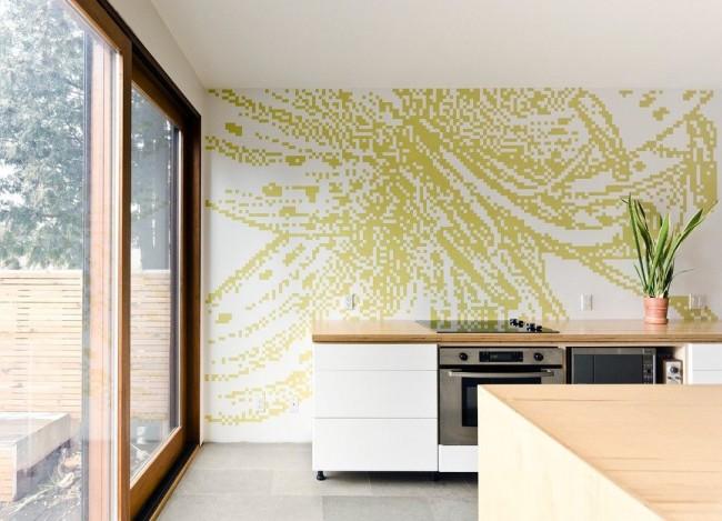 Современный подход оформления кухни в стиле минимализм