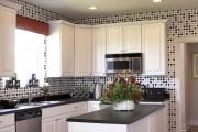 Фото 5 Обои для кухни: обзор самых вкусных и свежих тенденций года в кухонном интерьере