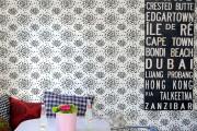 Фото 10 Обои для кухни: обзор самых вкусных и свежих тенденций года в кухонном интерьере