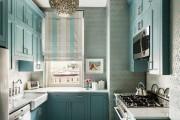 Фото 24 Обои для кухни: обзор самых вкусных и свежих тенденций года в кухонном интерьере