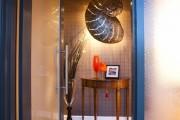 Фото 6 Обои в коридоре квартиры: 30+ вариантов для приветливого дизайна прихожей