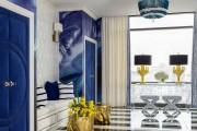 Фото 14 Обои в коридоре квартиры: 30+ вариантов для приветливого дизайна прихожей
