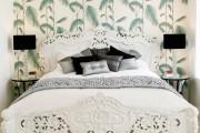 Фото 5 Обои для спальни: как определиться и 50 актуальных трендов для стильного интерьера