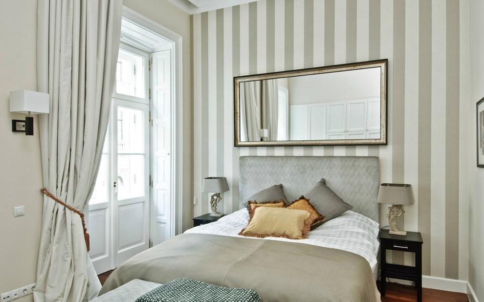 обои для спальни 50 примеров потрясающего дизайна интерьеров
