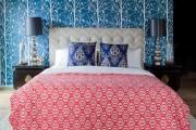 Фото 16 Обои для спальни: как определиться и 50 актуальных трендов для стильного интерьера