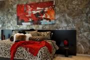 Фото 4 Обои для спальни: как определиться и 50 актуальных трендов для стильного интерьера