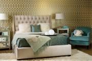 Фото 20 Обои для спальни: как определиться и 50 актуальных трендов для стильного интерьера