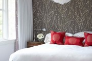 Фото 21 Обои для спальни: как определиться и 50 актуальных трендов для стильного интерьера