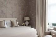 Фото 22 Обои для спальни: как определиться и 50 актуальных трендов для стильного интерьера