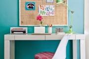 Фото 18 Выбираем письменный стол для школьника: 75 современных моделей для детской комнаты