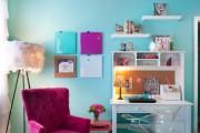 Фото 15 Выбираем письменный стол для школьника: 75 современных моделей для детской комнаты