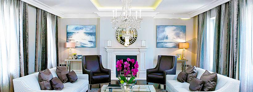 Потолок из гипсокартона в зале: 90+ роскошных интерьеров для гостиной вашей мечты