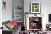 Фото 5 Потолок из гипсокартона в зале: 90+ роскошных интерьеров для гостиной вашей мечты