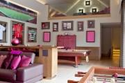Фото 9 Потолок из гипсокартона в зале: 90+ роскошных интерьеров для гостиной вашей мечты