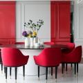 С каким цветом сочетается красный: 75 потрясающих идей и вдохновляющих цветовых схем (фото) фото
