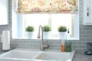Фото 1 Дизайн штор для кухни: обзор эстетичных и современных новинок для дома