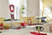 Фото 2 Дизайн штор для кухни: обзор эстетичных и современных новинок для дома