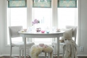 Фото 4 Дизайн штор для кухни: обзор эстетичных и современных новинок для дома
