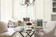 Фото 5 Дизайн штор для кухни: обзор эстетичных и современных новинок для дома