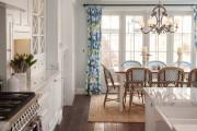 Фото 6 Дизайн штор для кухни: обзор эстетичных и современных новинок для дома