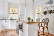 Фото 8 Дизайн штор для кухни: обзор эстетичных и современных новинок для дома