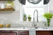 Фото 15 Дизайн штор для кухни: обзор эстетичных и современных новинок для дома