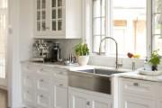 Фото 16 Дизайн штор для кухни: обзор эстетичных и современных новинок для дома