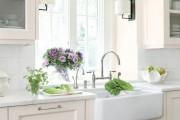 Фото 19 Дизайн штор для кухни: обзор эстетичных и современных новинок для дома