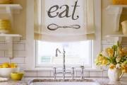 Фото 20 Дизайн штор для кухни: обзор эстетичных и современных новинок для дома