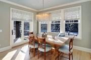 Фото 22 Дизайн штор для кухни: обзор эстетичных и современных новинок для дома
