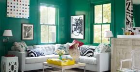 Сочетание цветов в интерьере: 35+ фото универсальных палитр и миксов для дома фото